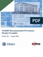 FEMA 451 - NEHRP Design Examples 2006