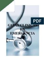 Guias Clinica en Emergencia