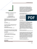 Ijma - Scholarly Consensus