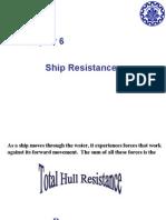 Ship tecnic Sharif university Lecture 6
