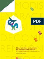 Libro Desarrollo Compren y Actividades