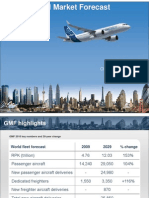 Airbus Global Market Forecast - 2010-2029