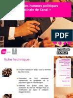 Les Français et l'honnêteté des hommes politiques