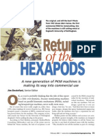 Return of Hexapods