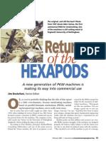 Return of Hexapods