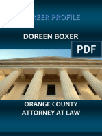 Doreen Boxer - Orange County Attorney at Law