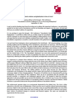 110928 Transatlantic Relations and Globalization in Time of Crisis