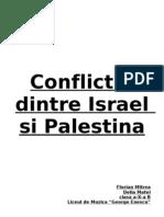 Conflictul Dintre Israel Si Palestina