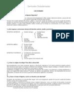 CUESTIONARIO Derivados Endodermales