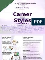 Career Styles