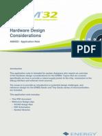 An0002 Efm32 Hardware Design Considerations