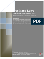 6 the Indian Contract Act 1872