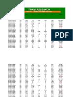 Forex Track Sheet