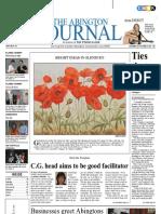 The Abington Journal 09-28-2011