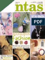 Cintas Accesorios Fashion (Acessorios Com Fitas)