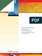 Semisolid Formulation
