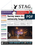 The Stag - Issue 34