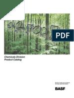 BASF Chemicals Catalog