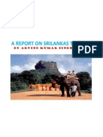 A Report on Srilankas Tourism