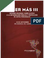 Informe SABER MÁS III