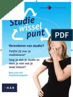 Flyer Studiewisselpunt FEM