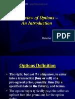 Intro Options