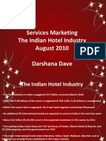 Services Marketing_Hotel Industry