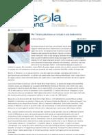 Marco Respinti, «Per l'islam pakistano un refuso è una bestemmia», in «La Bussola Quotidiana», Milano, 28-09-2011