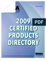 ANSI Certified Products PD_08