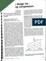 Foundation Design for Reciprocating Compressors_Arya