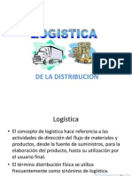 La Logistica de La Distribucion Clase 5