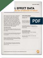 Girl Effect Fact Sheet