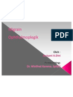 Migrain Ophthalmoplegik