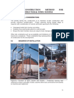 CONSTRUCTION METHOD - STRUCTURAL STEEL SYSTEM