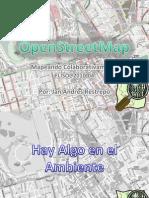 FLISOL 2010 - Open Street Map - Mapeando Colaborativamente [2010-03]