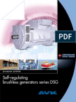 Brushless Generators Series