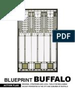 Blue Print Buffalo - Action Plan