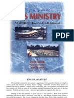 Bus Ministry Manual