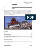 Zero Waste | 2degrees Sustainability Essentials