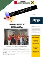 MSC Newsletter 2.10.