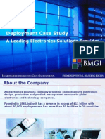A Leading Electronics Solutions Provider