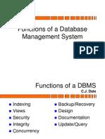 DBMSFunctions