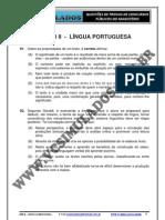 PEB II - PORTUGUÊS  -  SIMULADO 2012 - VCSIMULADOS.COM.BR