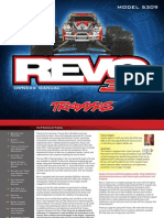 TRA5309 Revo33Oowners Manual