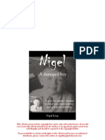 Nigel - A Damaged Boy