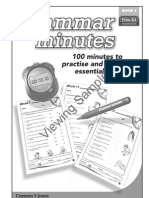 6330 - Grammar Minutes Book 4 Finished)