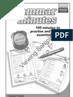 6330 - Grammar Minutes Book 4 Finished)