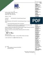 MCAPWA 2007 Year End Financial Report
