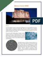 Biblioteca Central UNAM 1