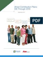 2011 401(k) Help Report